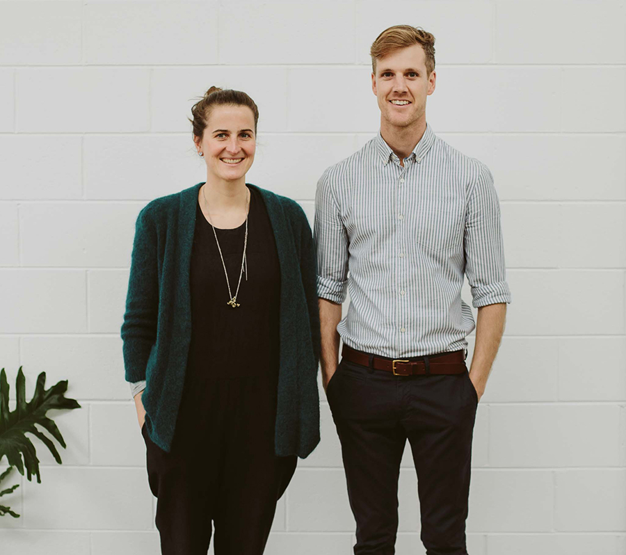 Geelong Osteopathy Group has one female and one male osteopath. Dr Jessica Nicholls and Dr Alastair Tehan.